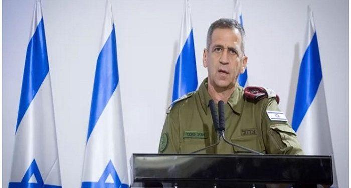 اسرائیلی فوج کے جوائنٹ چیف آف آرمی اسٹاف نے لبنان پر حملہ کرنے کی دھمکی دی